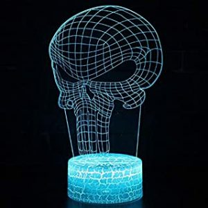 lampe Punisher